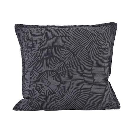 Pudebetræk, Papir, Lysegrå/Mørkegrå