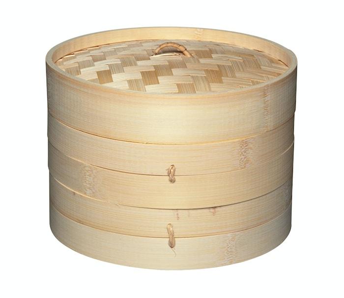 Dampkoger Bambus 20cm