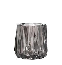 Lykt Amine 7 cm - Smoked Grey