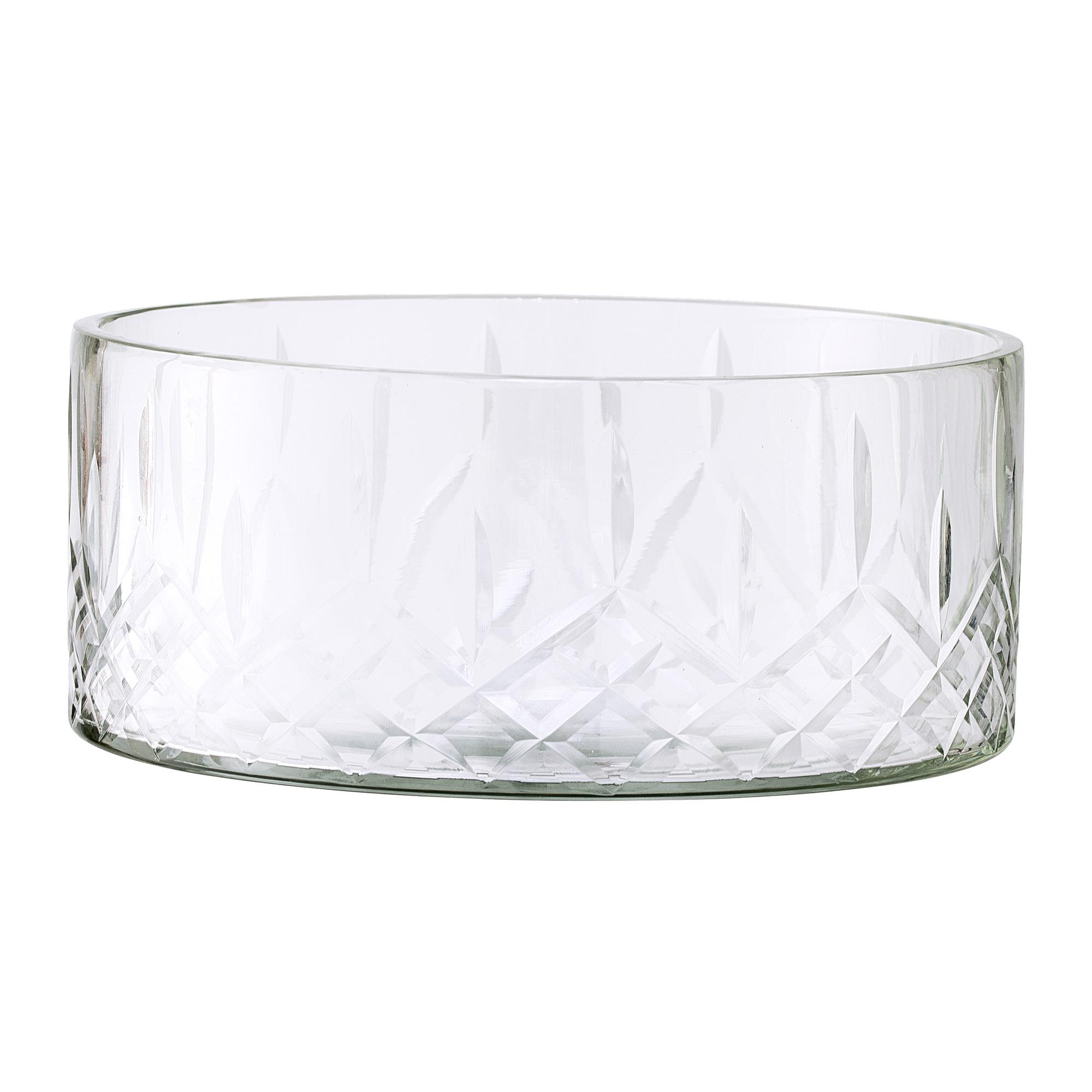 Skål Klar Glas 145×6 cm