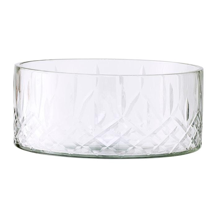 Skål Klar Glas 14,5x6 cm