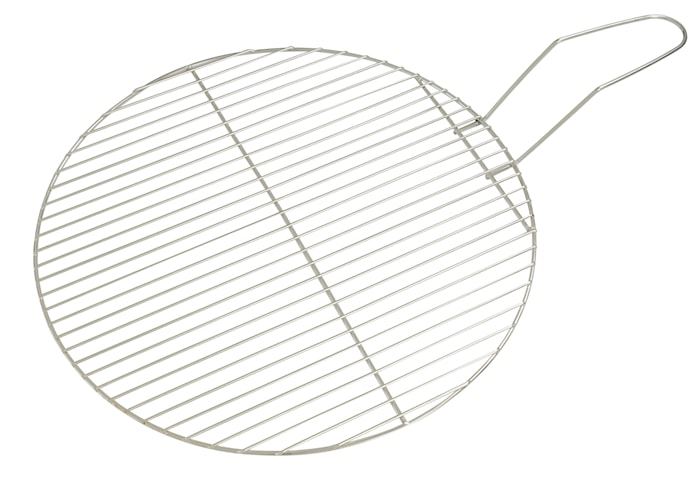 Grillgaller 45 cm till Braspanna 60 cm Rostfritt stål