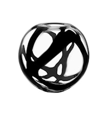 Globe Svart Vase