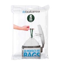 PerfectFit Affaldspose R 36L(30 poser per pakke)