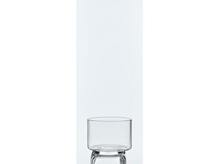 Glass 5 cm Ø8 cm sett med 4
