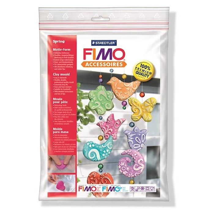 FIMO® tillbehör, form, Våren