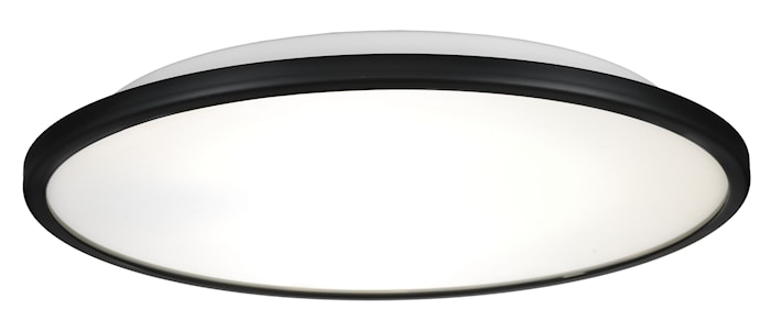 Disc plafond - Svart