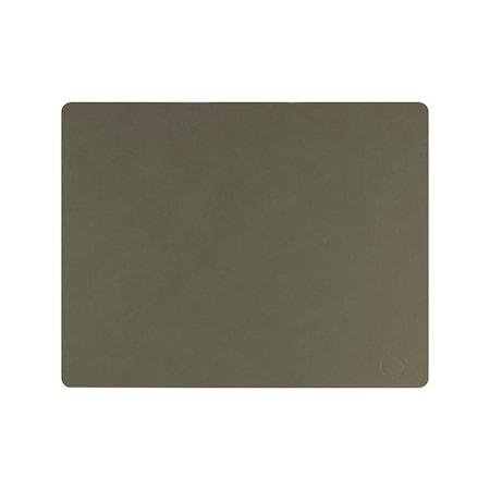 Square L Bordstablett Nupo Grön 35x45 cm