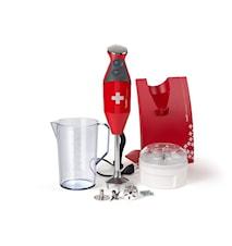 Stavmixer Swissline 200W rød