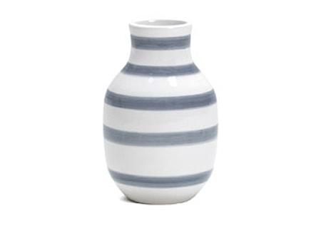 Omaggio vase Blå H 12,5 cm