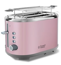 Bubble Toaster 2 Slices Pink