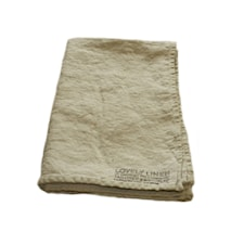 Lovely linen hamam handduk – Light grey