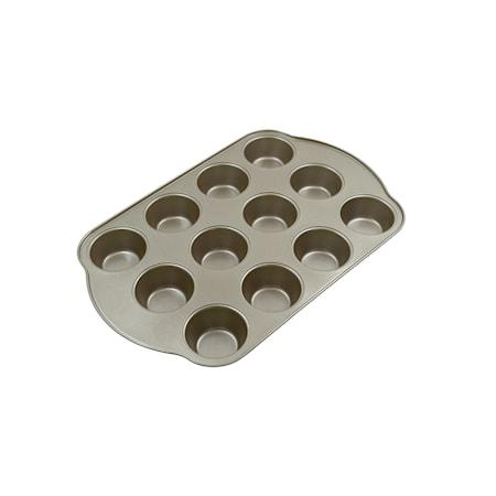 Muffinsform Non-stick 12 muffins