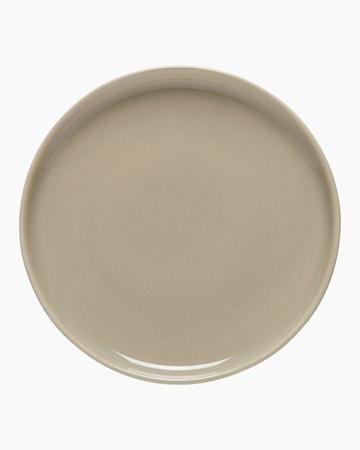 Oiva Assiett Brun 13,5 cm