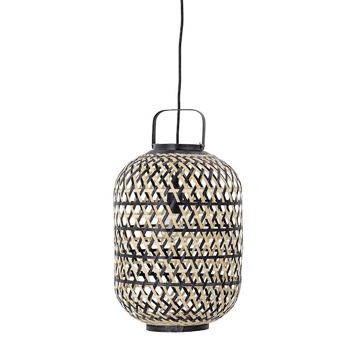 Pendant Lampa Multi-color Bambu