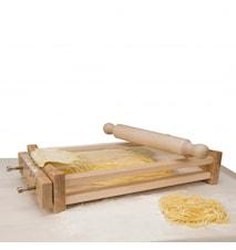 Chitarra Pastaskærer med kagerulle