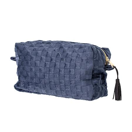 Necessär Blå Polyester