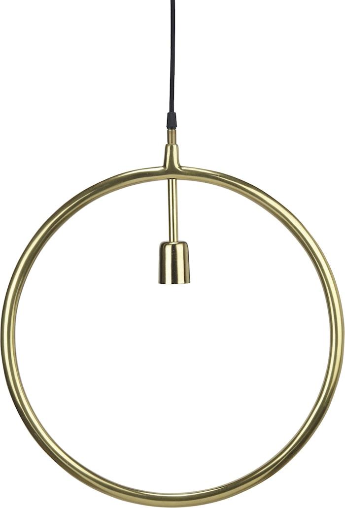 Circle taklampe Gull 45 cm