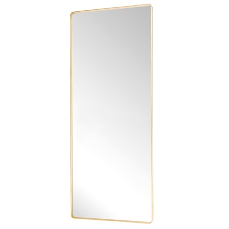 Spegel Mässing 154 cm