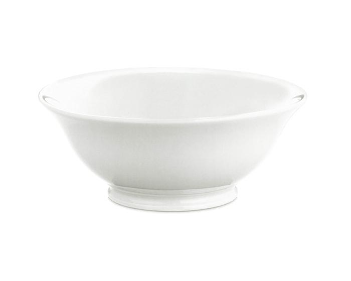 Salaattikulho nr. 9 valkoinen 2,0 l