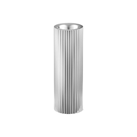 Bernadotte Värmeljus & kronljushållare Rostfritt stål 14 cm