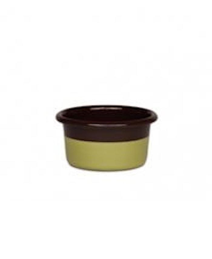 Muffinform Ø 8 cm H 4 cm Chokolade/pistacie