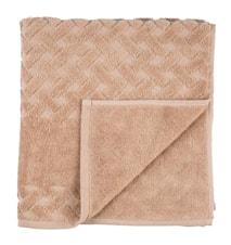 Håndklæde Laurie 140x70 cm Beige