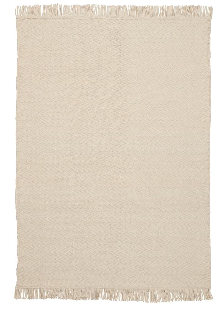 Idun Tæppe Hvid 200x300 cm