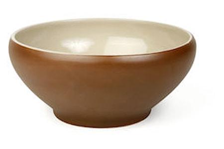 Kulho 1,5 litraa ruskea/beige
