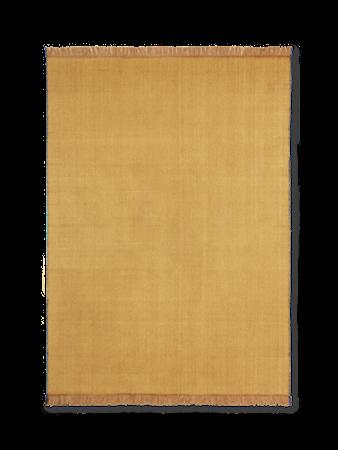 Herringbone Filt Senap 120x180 cm