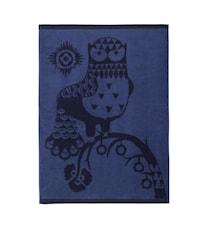 Taika Handtuch Blau 50x70 cm