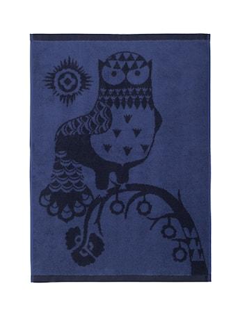 Taika Håndklæde Blå 50x70 cm