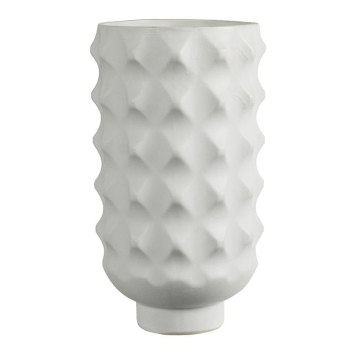 Miso Vase Hvit 28,5 cm