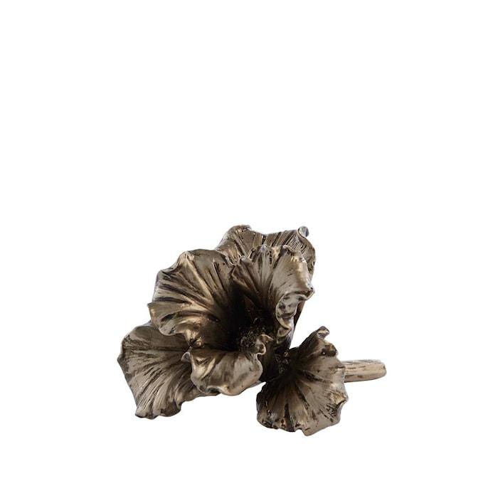 Ornament Serafina Iris Gold