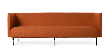 Galore 3-Sitssoffa Burnt Orange Canvas
