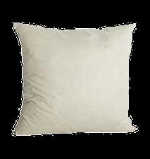 Pillow stuffing innerpute 60x60 cm, 1000 g
