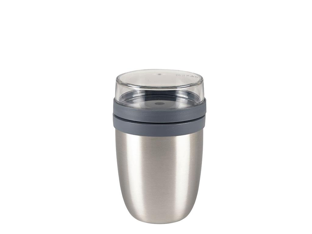 Lunchbägare thermo Ellipse 500+200 Rostfritt stål