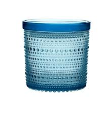Kastehelmi beholder 116x114 mm lyseblå