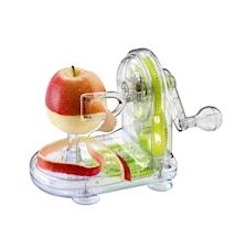 Rapid Peeler Äppelskalare Med Vev