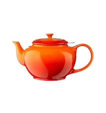 Teapot with metal sieve 1.3 L Volcanic