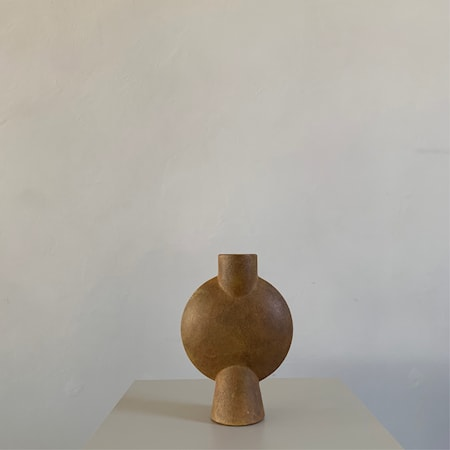 Sphere Boble Vase Mini Oker