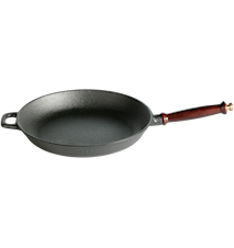 Brasserie enamel frying pan 29 cm