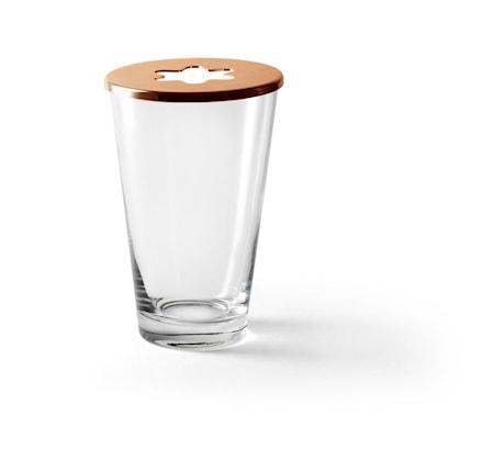 Focus Vase Kobber 20 cm