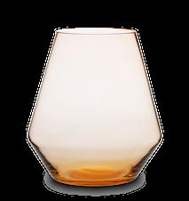 Fyr ljuslykta – Orange