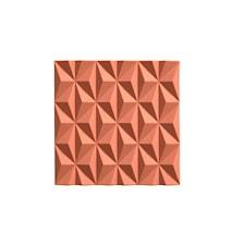 Bordbrikke Peach Origami B