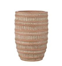 Pot à fleurs Jillia 21,5 cm terracotta
