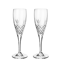 Crispy Celebration Champagneglas 23 cl 2-pack
