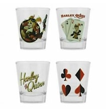 Harley Quinn Shotglass