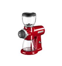 Artisan kaffekvern rød 200g