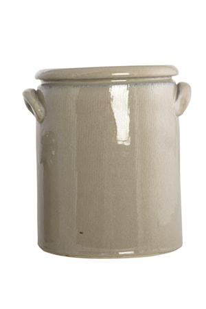 Blomkruka Pottery 24cm Sand